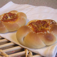 ミートソースパン