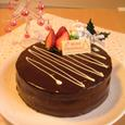 チョコレートケーキ 《X'mas.ver》