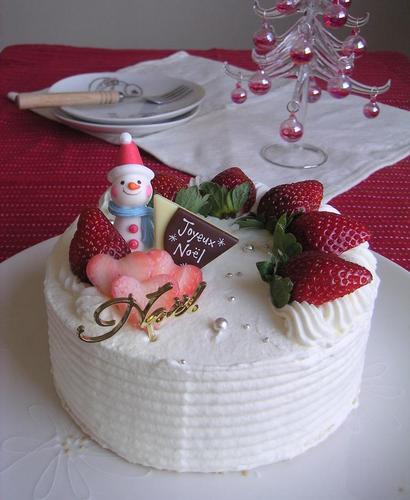 イチゴのショートケーキ《X'mas.ver》