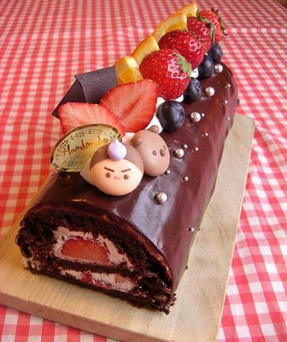 こどもの日★チョコレートケーキ